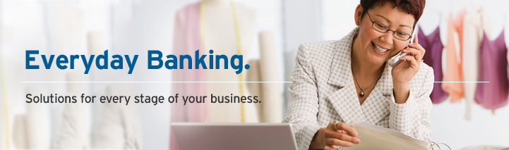 Small Business Banking - Business Checking Accounts, Security